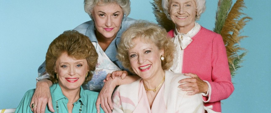 Golden Girls 80s sitcom cast