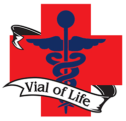 Vial of Life Logo