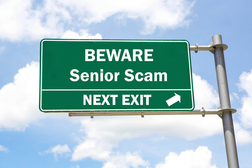 common scams that target the elderly