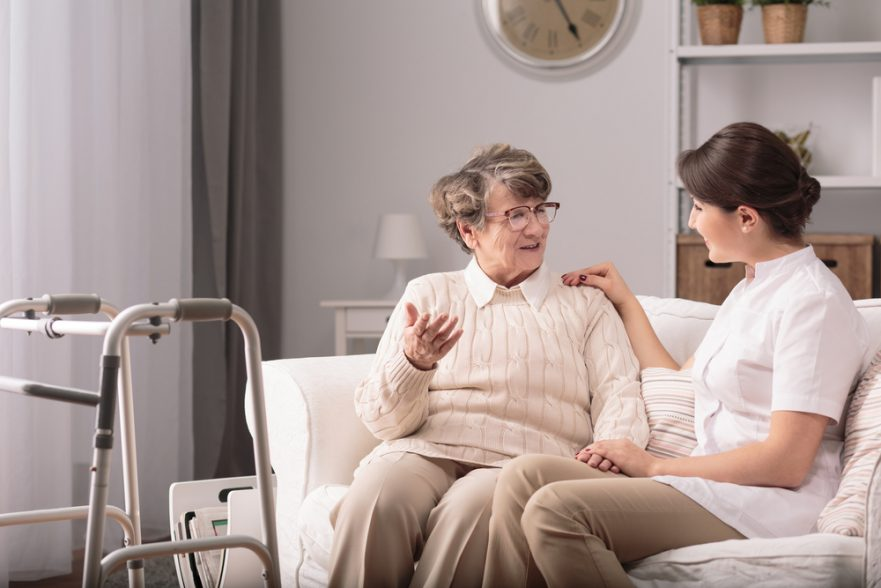 how to know when an loved one is ready for elderly care