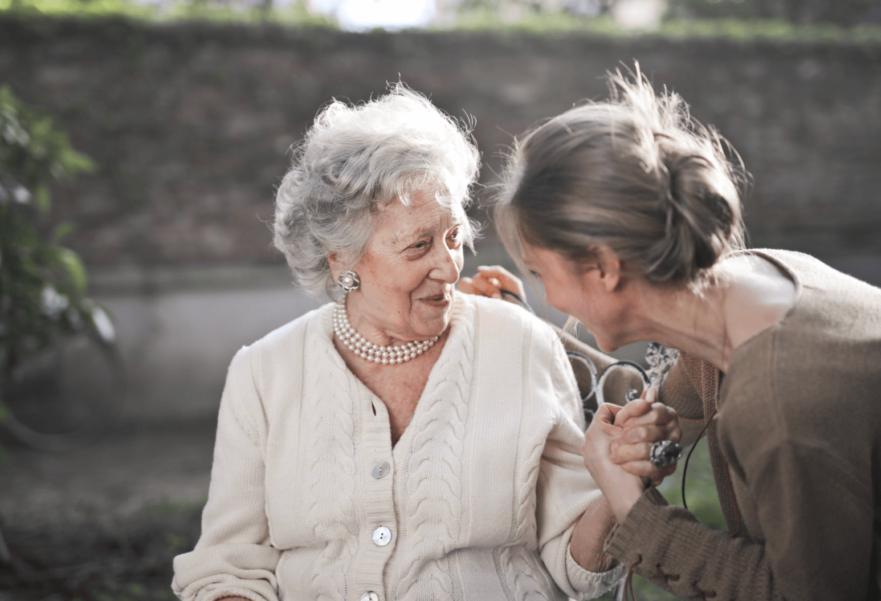 pandemic elder care tips